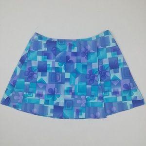 Land's End  Swimsuit Cover Skirt.